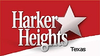Flag of Harker Heights, Texas