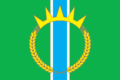 Flag of Kuragino (Krasnoyarsk krai).png