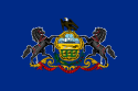 Bendera Pennsylvania