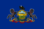 Flag of Pennsylvania(April 24, 1907)