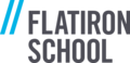 Flatiron School stacked - Blue-gray.png