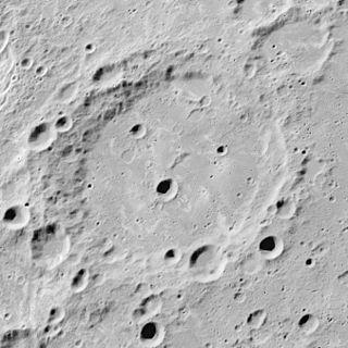 Fleming (crater) lunar crater