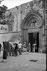 Puerta de Santa Eulalia