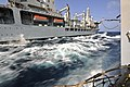 Flickr - Official U.S. Navy Imagery - RFA Fort Victoria refuels USS Porter..jpg