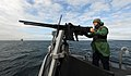Flickr - Official U.S. Navy Imagery - Sailor stands watch at a double barrel 50-caliber machine gun aboard USS Truxtun.jpg