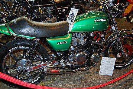 Kawasaki Z650 - Wikiwand