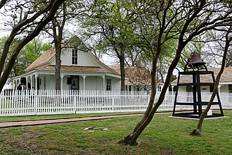 Mesquite, Texas - Florence Ranch Homestead