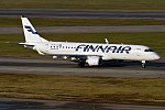 Flybe Nordic (Finnair livery), OH-LKK, Embraer ERJ-190LR (16454777141) (2).jpg