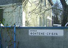 Fontenay sous bois u wikipédia