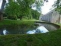 Fontenay Abbey - streams (35675220252).jpg