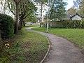 Footpath - Shaw Barn Lane (geograph 4934806).jpg