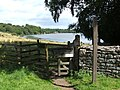 Footpath to Talkin Tarn - geograph.org.uk - 216894.jpg