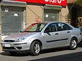 Ford Focus 1.6 CLX Sedan 2006 (17189132617).jpg