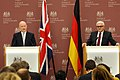 Foreign Secretary with German Minister for Foreign Affairs (12288926744).jpg