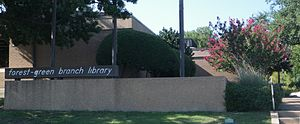 Dallas Public Library - Forest Green Branch Library