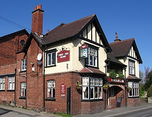 Adwick le Street - Image: Foresters Arms, Adwick (Geograph 3952230 by Dave Bevis)