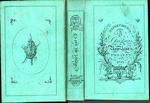 Annual publication - An early annual from 1822/3