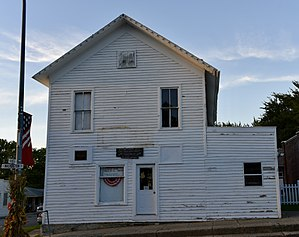 National Register of Historic Places listings in Audubon County, Iowa