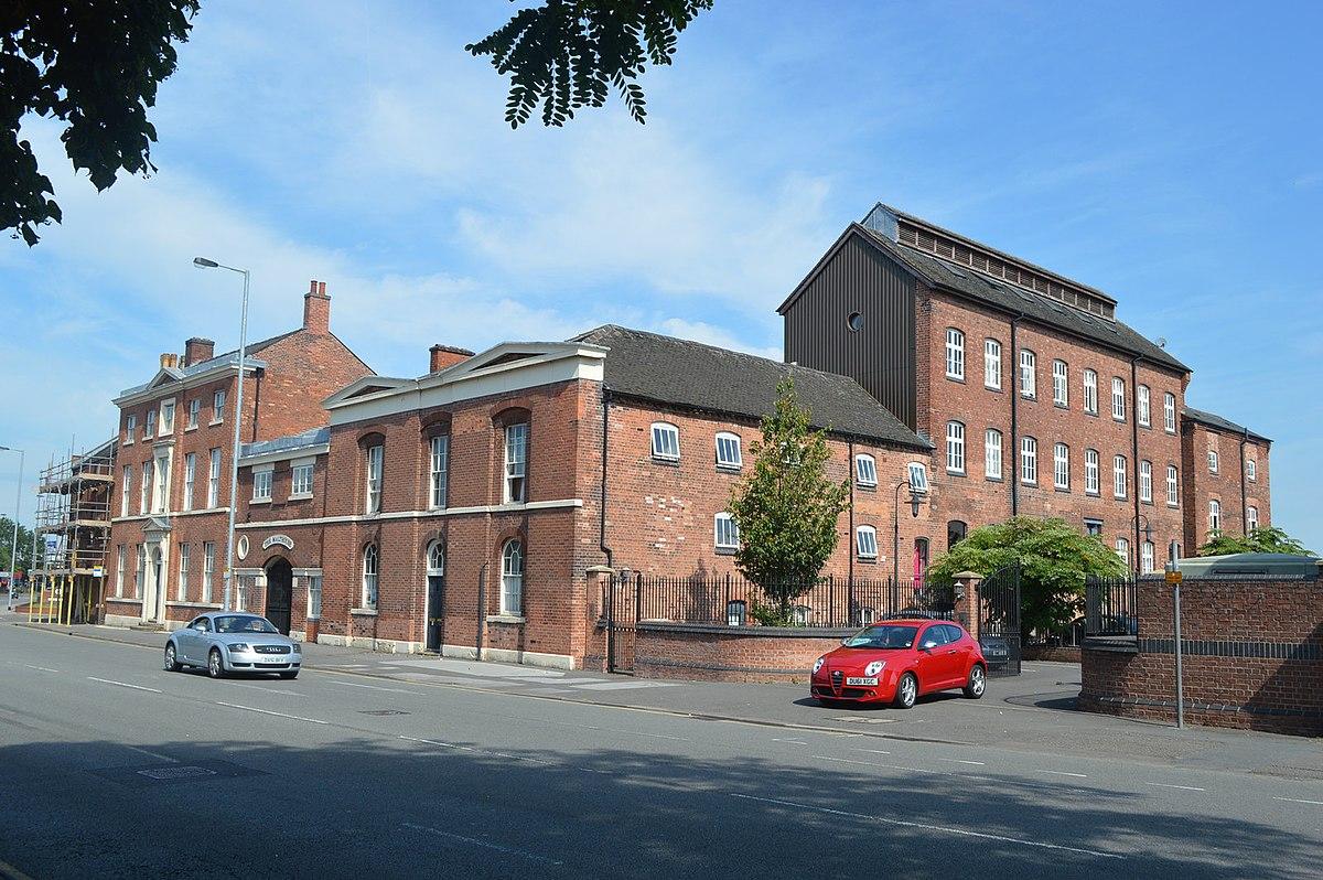 Former Maltings, Horninglow Street, Burton upon Trent.jpg