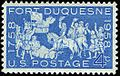 Fort Duquesne stamp 4c 1958 issue.JPG