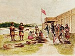 Fort Nez Perces Trading 1841 (cropped).jpg