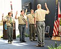 Fort Rucker community gains 3 new Eagle scouts (5687875305).jpg