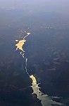 Foster Lake and Green Peter Lake Oregon.jpg