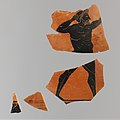 Fragments of a terracotta amphora (jar) MET DP104354.jpg