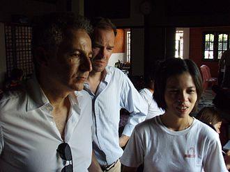 François Zimeray - Burma 2010