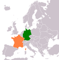 France Germany Locator2.png