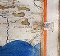 Francesco Berlinghieri, Geographia, incunabolo per niccolò di lorenzo, firenze 1482, 29 terra santa 06.jpg
