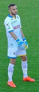 Francesco Bardi Italian footballer