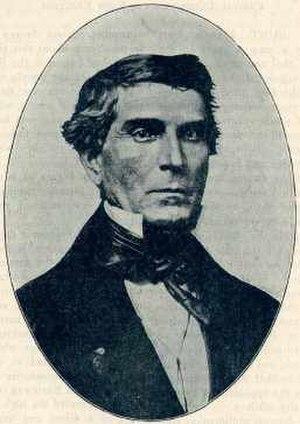 Francis Burt (Nebraska) - Image: Francis Burt