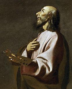 Francisco de zurbarán autoportrait