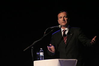 Franco Frattini - Frattini giving a speech at the European Youth Parliament in 2007.