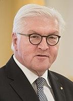 Amtierender Bundespräsident Frank-Walter Steinmeier (SPD)