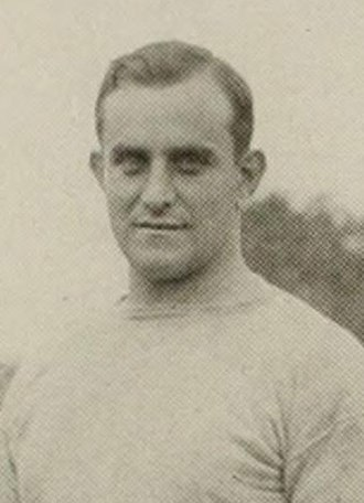 Frank Glick - Glick pictured in The Epitome 1922, Lehigh yearbook