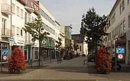 Wormser Straße in Frankenthal (Pfalz)
