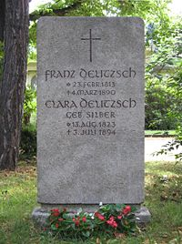 Franz Delitzsch Gravestone.jpg