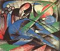 Franz Marc-Dreaming Horse(Träumendes Pferd) (1913).jpg
