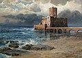 Franz Schreyer - Castell Astura.jpg