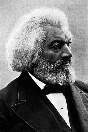 National Women's Rights Convention - Frederick Douglass was strongly in favor of women's right to vote.