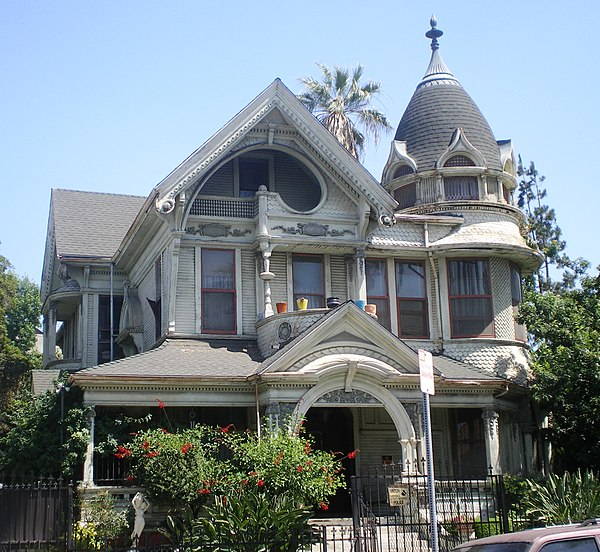Los Angeles California Homes: Houses In Los Angeles, California