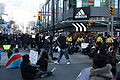 Free Congo demonstration on Boxing Day Toronto Canada 2011.jpg