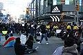 Free Congo demonstration on Boxing Day Toronto Canada 2011.jpg