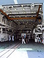 Fregate forbin helicopter hangar.JPG