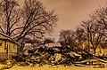 Fremont Automotive Service Fire Debris, North Minneapolis (24237669706).jpg