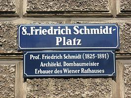 Friedrich-Schmidt-Platz