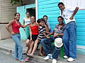 Friendly Folk on the Street - San Jose de Ocoa - Dominican Republic.jpg