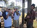 Fringe Lineup Poland Ave Cornet Trumpet Sax.JPG